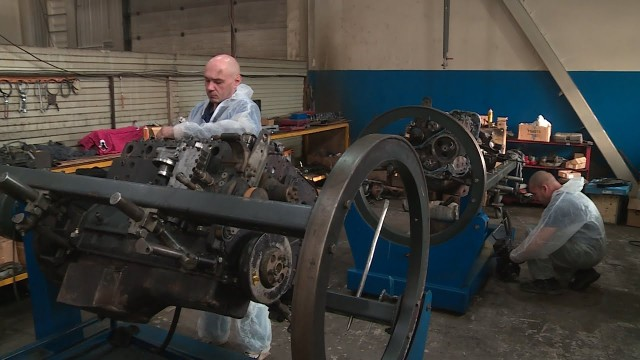 «Ямалкамазсервису» требуется минимум времени, чтобы восстановить двигатель грузового автомобиля