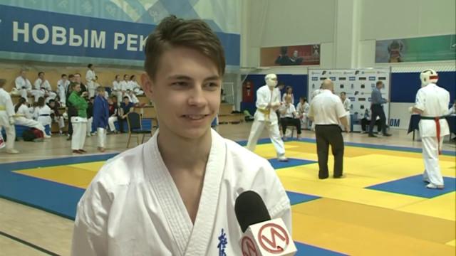 Вгазовой столице прошёл чемпионат ипервенство Уральского федерального округа покиокусинкай