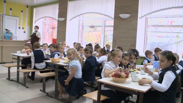 Представители проекта «Здоровое питание» проверили, как питаются школьники