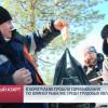 ВКоротчаево прошли соревнования позимней рыбалке среди трудовых коллективов.