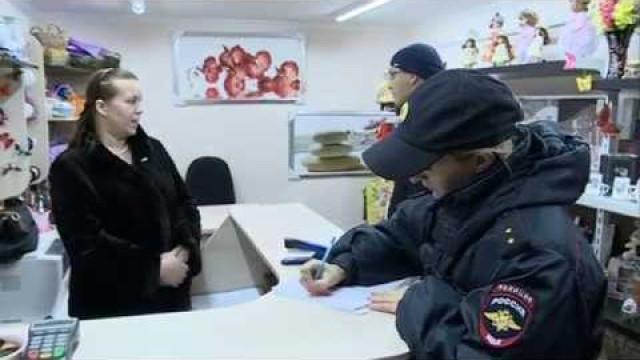 Городские стражи порядка начали обход новоуренгойских квартир.