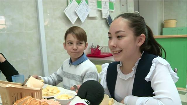 Рабочая группа проекта Здоровое питание продолжает проверять школьные столовые