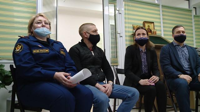 ВЦентре «Ямал без наркотиков» состоялась профилактическая беседа