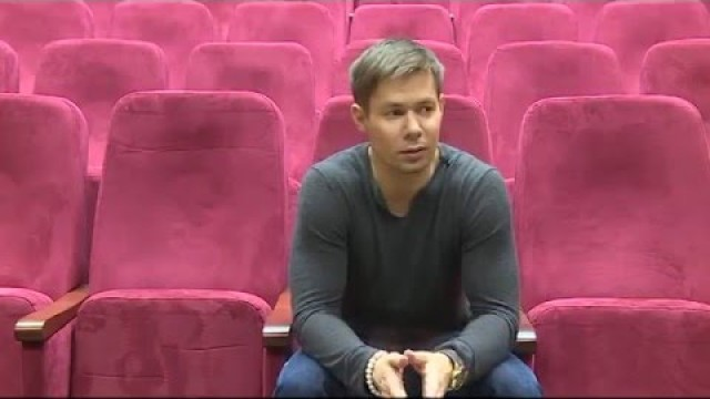Популярный певец Стас Пьеха приехал сконцертом вНовый Уренгой.