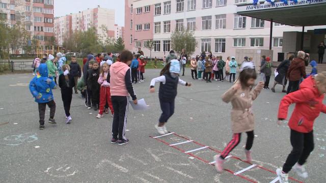 Всредней школе №11прошёл Всероссийский урок «Будь здоров!»