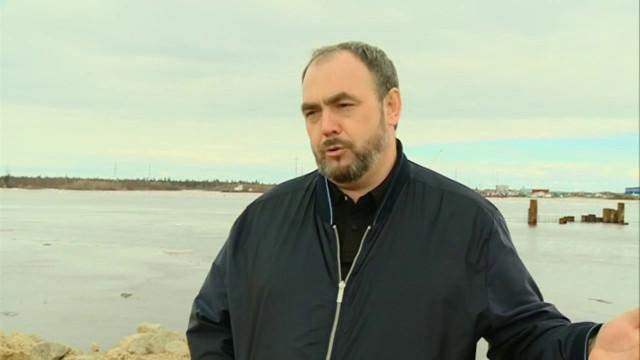 Первый заместитель губернатора ЯНАО Алексей Ситников оценил темпы строительства моста через реку Пур