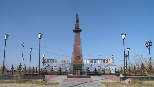 Электростанции вТазовском районе раньше работали наавиационных двигателях