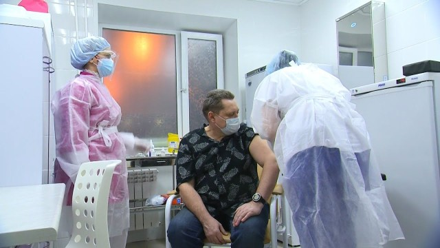 НаЯмале продолжается вакцинация откоронавируса