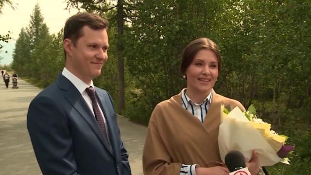 Россияне отмечают День семьи, любви и верности