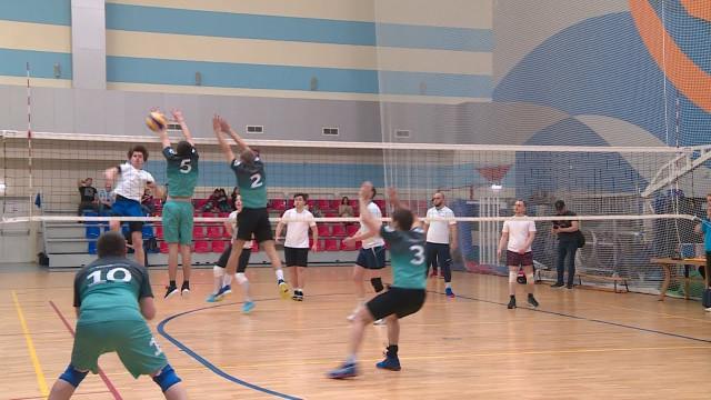 Ублаготворительного волейбольного турнира появился свой гимн-кричалка
