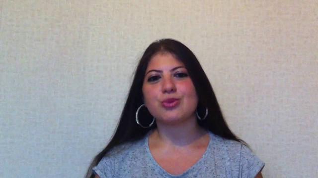 Поздравление отМариам Севоян