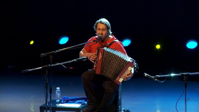 Игорь Растеряев впервые дал сольный концерт вНовом Уренгое