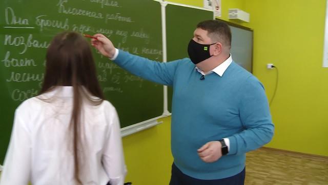 Учитель новоуренгойской гимназии решил пойти вполитику