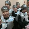 Учащиеся первой школы готовятся к международному театральному фестивалю «Я-мал, привет!»