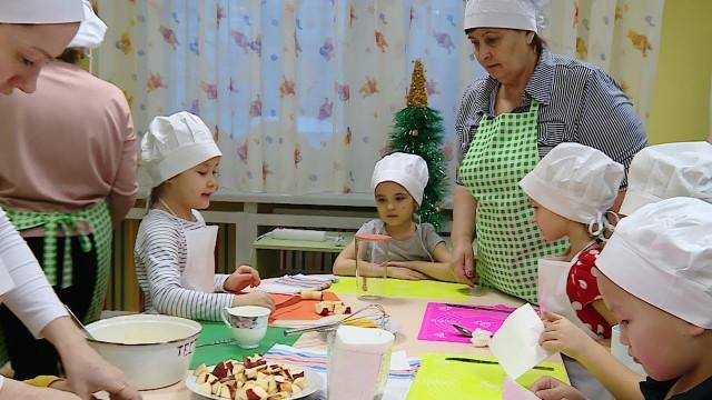 Воспитатели детского сада «Ивушка» помогают детям определиться спрофессией