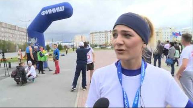 ВЯмальском марафоне приняли участие 176 человек