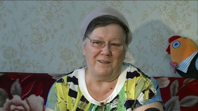 Ветеран Великой Отечественной войны Николай Семейко отметил 90-летний юбилей.
