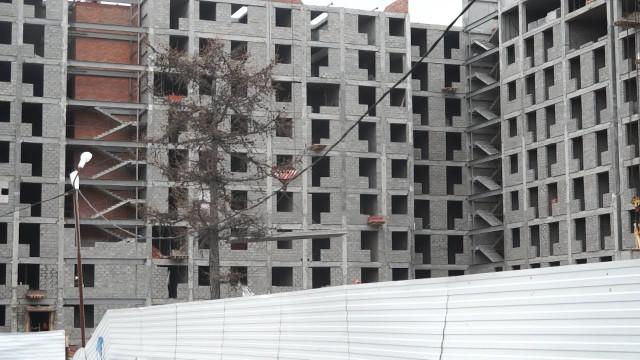 ВНовом Уренгое за5лет построено 260тыс.кв.м. жилья