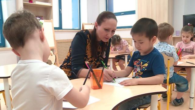 ВНовом Уренгое прошёл семинар для педагогов дошкольного образования пометодике Марии Монтессори