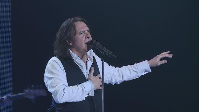 Игорь Корнилов дал большой концерт вНовом Уренгое