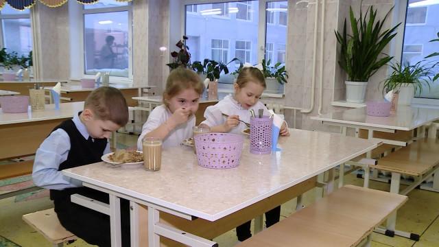 Школьные блюда продегустировали врамках проекта «Здоровое питание»