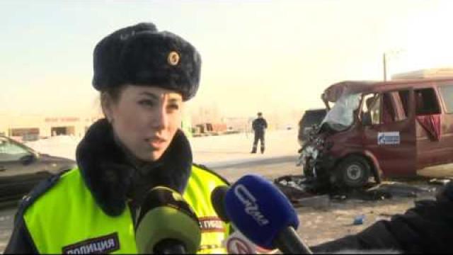 Ваварии наулице Промысловая пострадали 6человек.