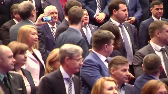 Ежегодный доклад губернатора ЯНАО Д.Артюхова